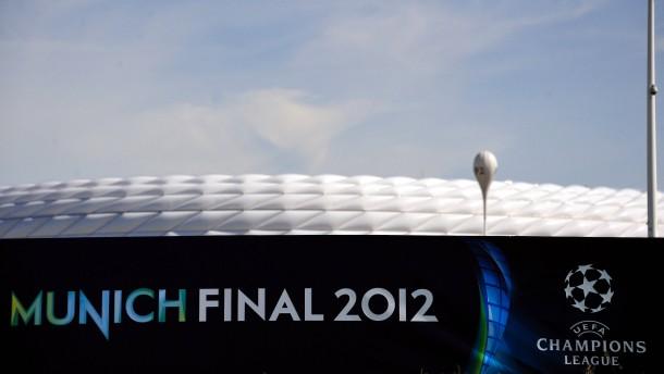 Champions-League-Finale 2022 wieder in München