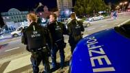 Im September sicherte die Polizei den Kornmarkt in Bautzen noch mit zusätzlichen Beamten. Jetzt wurden dort abermals Flüchtlinge angegriffen.