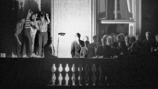 Ausreisegenehmigung für DDR-Bürger vor 30 Jahren