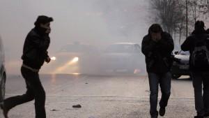 Viele Tote bei türkischem Angriff