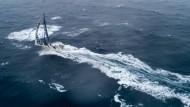 Beim Ocean Race segeln die Teilnehmer durch einige der gefährlichsten See-Passagen der Welt.