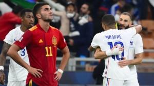 Benzema und Mbappé schießen Frankreich zum Nations-League-Titel