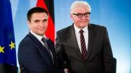 Ukraine-Krise noch nicht vorbei