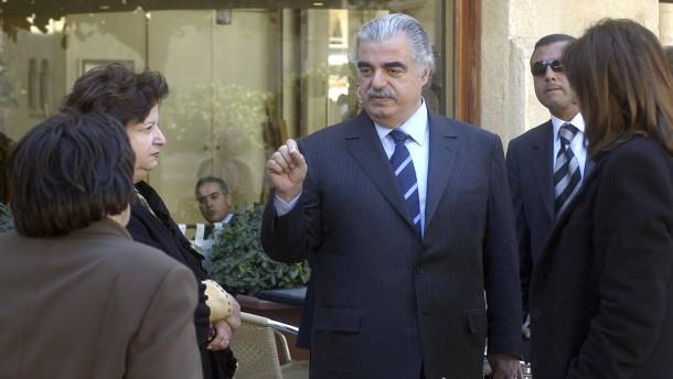 Wer ermordete Rafik Hariri?