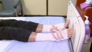 Rätsel um blutende Füße gelöst