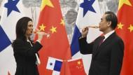 Panama wendet sich China zu - Abkehr von Taiwan