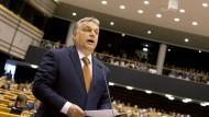 Orban lenkt nicht ein