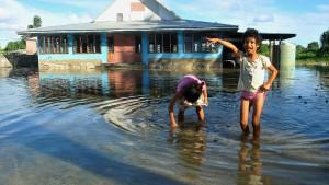 Rekordanstieg des Meeresspiegels