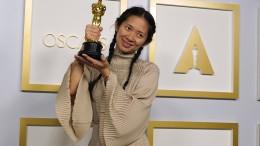 Heimat ist stolz auf Chloé Zhao