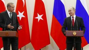 Russland, Türkei und Iran vereinbaren Schutzzonen für Syrien