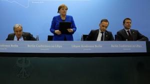 Welche Rolle spielen Deutschland und die EU?