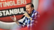 """""""Ist Pakistan hier, ist Lahore hier?"""" Erdogan am Sonntag in Istanbul"""