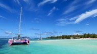 Nichts wie weg, zum Beispiel nach Mauritius: Doch Corona bringt für Reisende weiterhin viele Ungewissheiten mit sich.