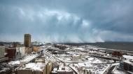 Schneemassen legen Buffalo lahm