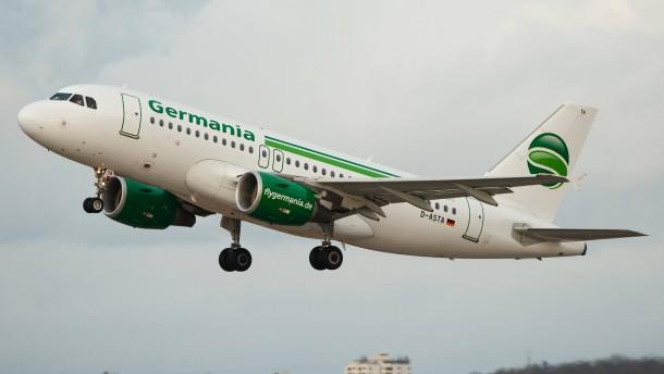 Was Germania-Passagiere jetzt tun können