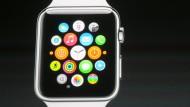 Eine Uhr für jede Gelegenheit: die Apple Watch in der App-Ansicht