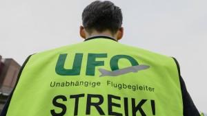 Ufo vorerst nicht zu großer Schlichtung bei Lufthansa bereit