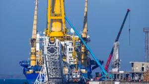 18 Firmen ziehen sich aus Nord Stream 2 zurück