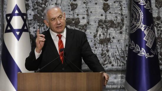 Netanjahu mit Regierungsbildung beauftragt