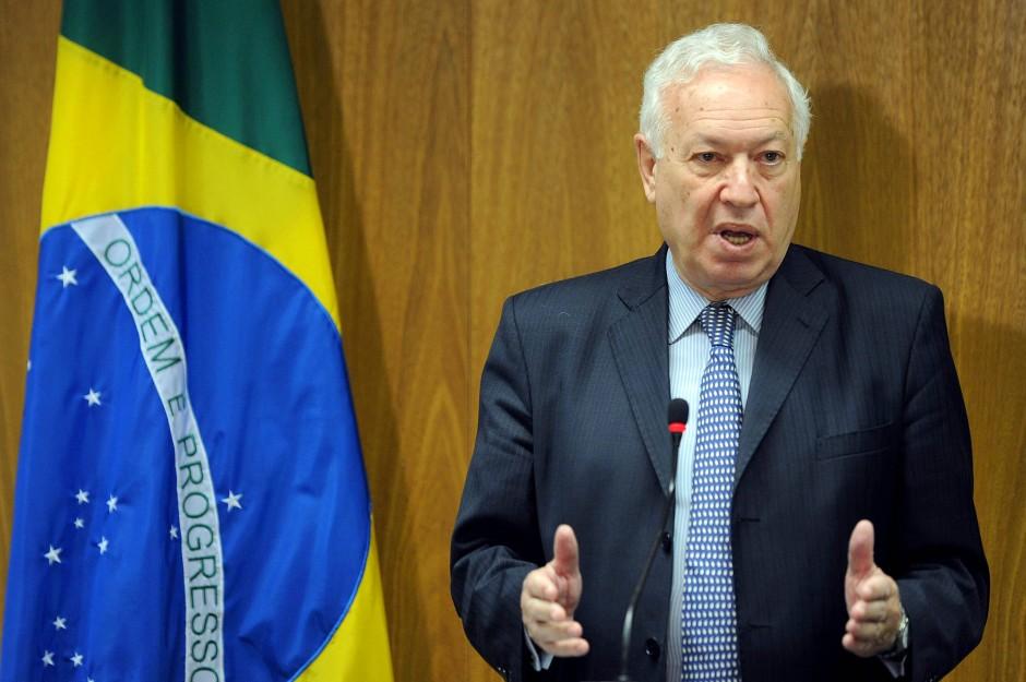 Spaniens Außenminister José Manuel García-Margallo