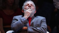 Brasiliens ehemaliger Päsident Lula muss in Haft