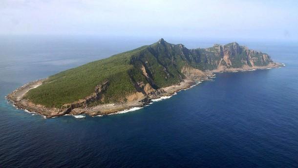 China warnt Japan und Amerika wegen Militärzone