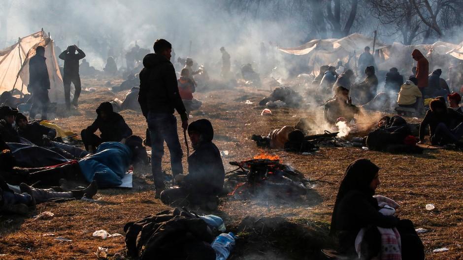 Bildergebnis für grenze türkei griechenland