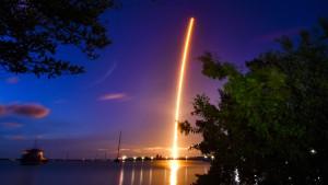 SpaceX lässt Touristen abheben