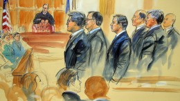 Paul Manafort steht vor Gericht