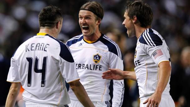 Matthäus-Posse - Beckhams Finale
