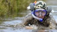 Sumpfiger Schnorchel-Rekord