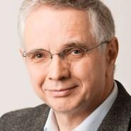 """Albert Schäffer - Portraitaufnahme für das Blaue Buch """"Die Redaktion stellt sich vor"""" der Frankfurter Allgemeinen Zeitung"""