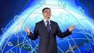 Der Marketingsbeauftragte William Xu und Huawei sind in Australien nicht willkommen – den Zuschlag für den Ausbau des 5G-Netzwerks werden die Chinesen nicht bekommen.