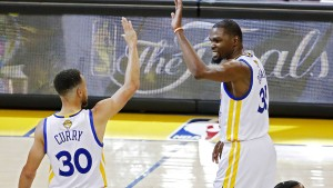 Golden State Warriors lassen Cleveland keine Chance