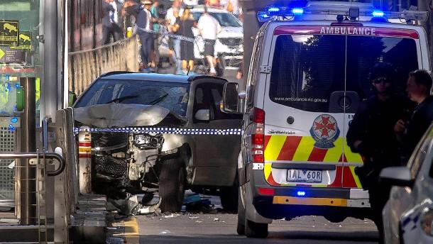Wer ist der Fahrer von Melbourne?