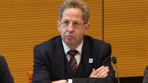 """Maaßen bezeichnet CDU-Resultat als """"Desaster"""""""