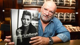 Deutscher Modefotograf Peter Lindbergh ist tot