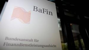 Bafin-Unterlagen sind nicht zwangsläufig vertraulich