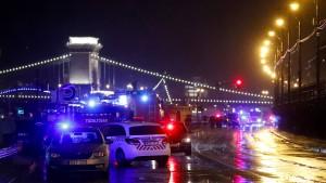 Mindestens sieben Tote bei Schiffsunglück in Budapest