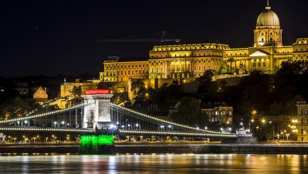 Brandbrief an Budapest