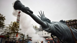 Wenn Klimaschutz auf Karneval trifft
