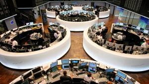 Deutsche-Börse-Aktie steigt