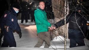 Nawalnyjs nächster Paukenschlag