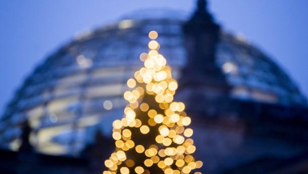 Was die Bundesländer für Weihnachten planen
