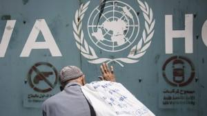 Der UN geht in Gaza das Geld aus
