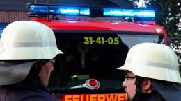 Drohbrief an Feuerwehr wegen lautem Martinshorn