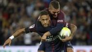 Neymar spielt sich mit Paris Saint-Germain in einen Rausch und gewinnt 6:2 gegen Toulouse.