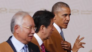 Pazifikstaaten warnen Trump vor Protektionismus