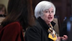 Marktturbulenzen lassen die Fed kalt