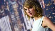 Taylor Swift verkaufte sich 2014 am besten
